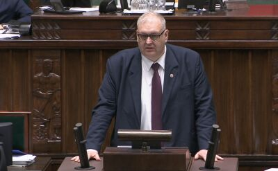 Bogdan Święczkowski o postępowaniu w sprawie Srebrnej