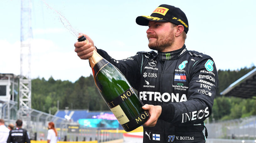 """Motorsport"": Bottas dogadał się z Mercedesem"