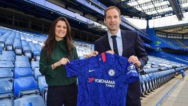 Petr Cech wrócił do Chelsea. Pomoże pani dyrektor