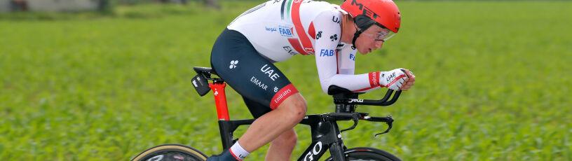 Przejechał 3578 kilometrów Giro, przybrał pięć kilogramów. Lekarz znalazł wytłumaczenie