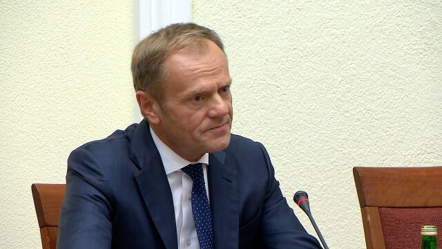 Tusk: jeśli traciłem zaufanie do ministra to proponowałem zmianę ministra