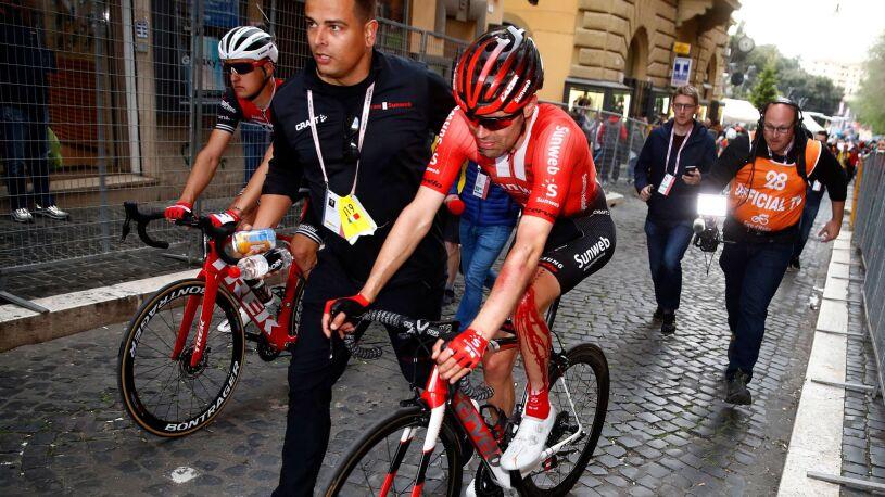 """Dumoulin zrezygnował z Tour de France. """"Cel niemożliwy do zrealizowania"""""""