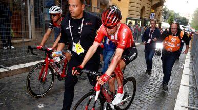 Dumoulin zrezygnował z Tour de France.