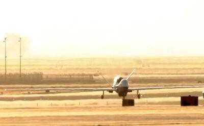 Amerykański dron MQ-4C Triton zestrzelony przez Iran