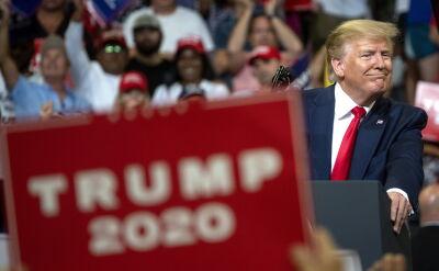 Trump ogłosił rozpoczęcie kampanii o reelekcję w 2020 roku