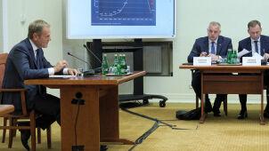 Donald Tusk zeznawał przed komisjąśledczą do spraw VAT