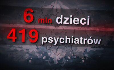 Gwałt na pacjentce. Dramatyczna sytuacja na oddziałach psychiatrii dziecięcej
