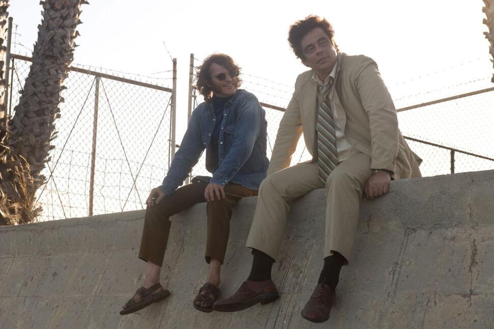 Joaquin Phoenix i Benicio del Toro