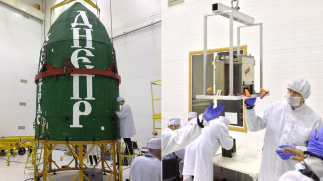 Polski satelita rusza w kosmos. Lem startuje z bazy na Uralu