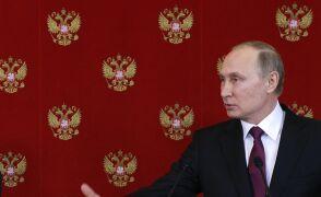 """Putin o """"nowych prowokacjach"""" z udziałem substancji chemicznych"""