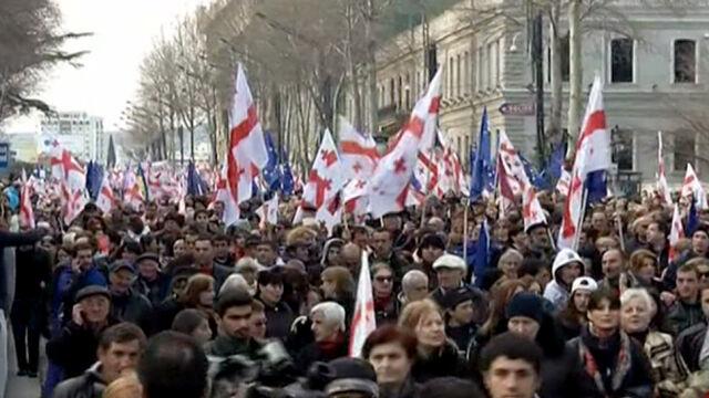 Gruzja chce od Moskwy odszkodowania za masowe deportacje