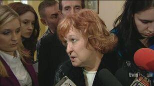 Wanda Łyżwińska: Wyrok był przygotowany