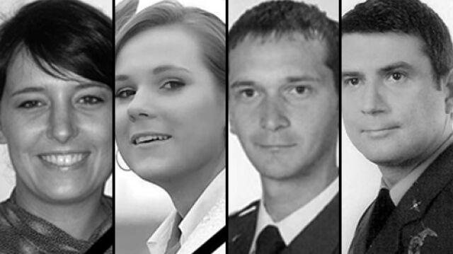 Pożegnanie załogi Tupolewa