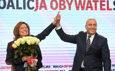 Kidawa-Błońska o swojej kandydaturze na premiera: to była dla mnie trudna decyzja. Przed nami wielkie wyzwanie