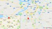 Wybuch gazu w Antwerpii
