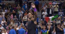 Nadal awansował do finału US Open