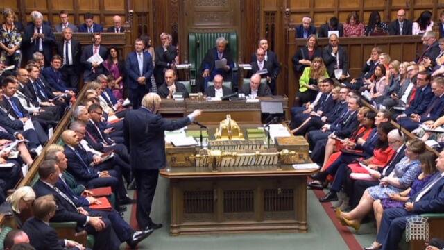 Johnson: opozycja może zaprzepaścić negocjacje w sprawie brexitu