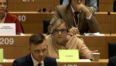 Beata Kempa w europarlamencie na debacie o praworządności
