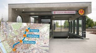 Metro na Targówku już z odbiorami. Pierwszy kurs w niedzielę