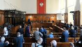 Sędzia nadal będzie czytać wyrok