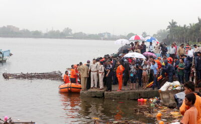 11 wyznawców hinduizmu utonęło podczas obrzędów religijnych