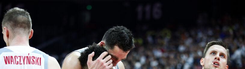 Polscy koszykarze poznali rywali w walce o igrzyska