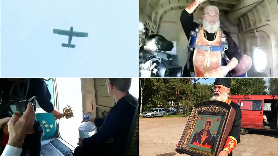 """Zobaczył samolot, powiedział, że kończy z piciem. """"Cudowne uzdrowienia z pijaństwa"""" w Rosji"""