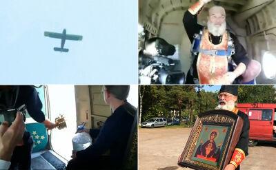 """Zobaczył samolot, powiedział, że kończy z piciem. """"Cudowne uzdrowienia z pijaństwa"""""""