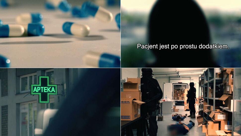 """""""Narzędzia prawne, żeby ścigać mafię lekową, istniały od zawsze"""""""