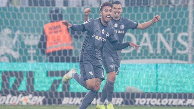 Były piłkarz Legii blisko nowego klubu