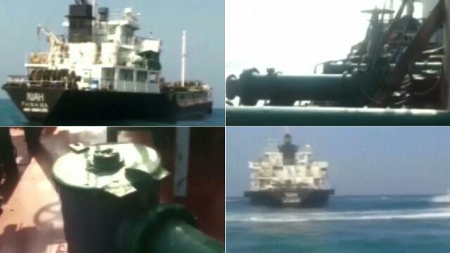 Waszyngton: Iran musi natychmiast uwolnić przejęty statek i załogę