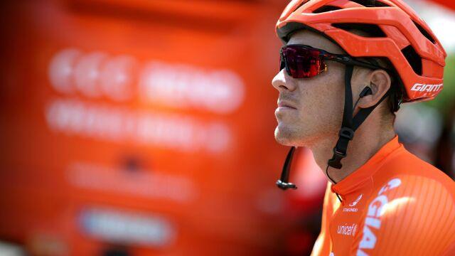 Poważne obrażenia De Marchiego po upadku na trasie Tour de France