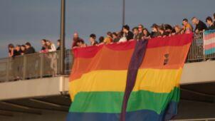 Pobity na zgromadzeniu LGBT walczy o sprawiedliwość