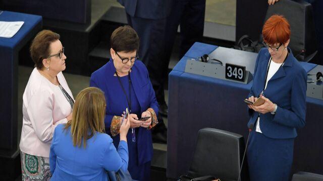 Dworczyk: Szydło przegrała przez lewicowych bądź lewackich polityków