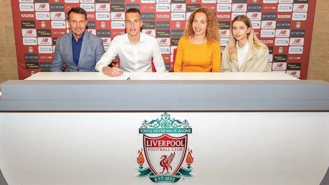 Polak z szansami na debiut w Liverpoolu. Jest w kadrze na amerykańskie tournée