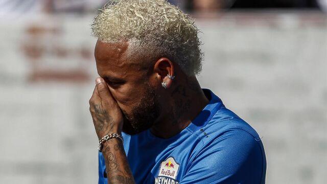 """""""Szósty gol z PSG, to było niesamowite"""". Neymar znów rozzłościł"""