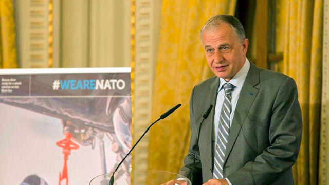 Mircea Geoana will replace Rose Gottemoeller as Deputy Secretary General of the NATO