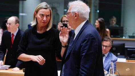 """Unia chce ratować porozumienie  z Iranem. """"Umowa nie jest w dobrej kondycji, ale nadal żyje"""""""