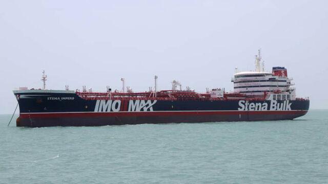 Iran pokazuje nagranie przejętego tankowca. Reakcja Brytyjczyków