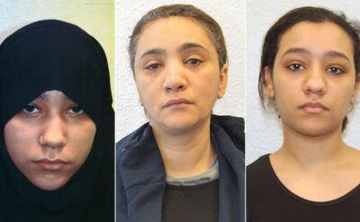 Matka i córki miały zaatakować w Londynie
