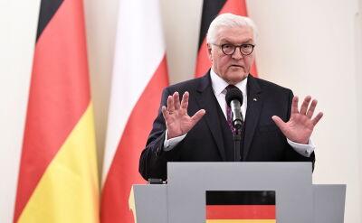 Steinmeier: Unia jest najlepszą odpowiedzią na historię kontynentu