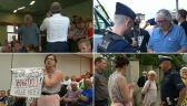 Kontrowersje wokół działań policji na spotkaniach polityków PiS z wyborcami