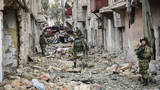 Media: rosyjscy wojskowi wpadli w zasadzkę w Syrii. Znaleziono kilka ciał, zaginął oficer