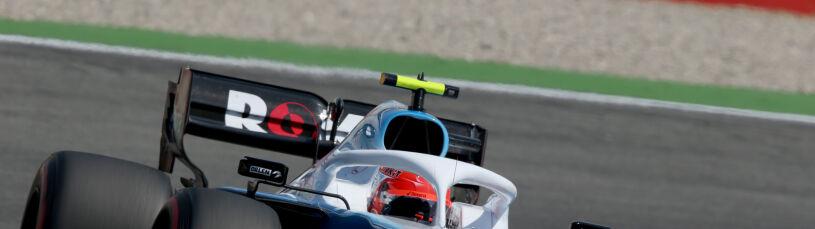 Tu Kubica zadebiutował w wyścigu Formuły 1. W weekend kierowcy rywalizować będą na Hungaroringu