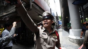 Eksplozje w Bangkoku. Zaostrzono środki bezpieczeństwa