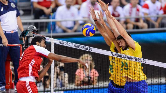 Brazylia zrewanżowała się za ostatnie porażki. Polacy nie mogli nic zrobić