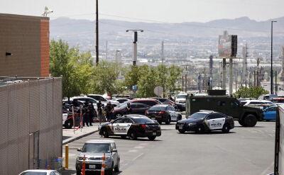 Strzały padły w centrum handlowym Cielo Viststa w El Paso