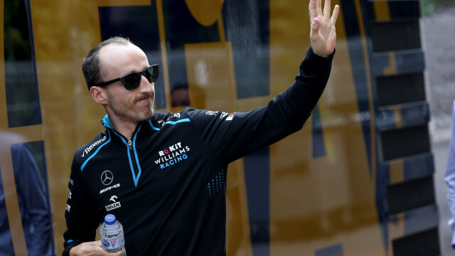 """Kubica straci miejsce w Williamsie? """"Jego talent uległ zniszczeniu"""""""
