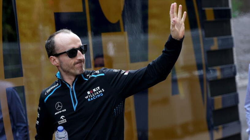 Opcje Roberta Kubicy w Formule 1