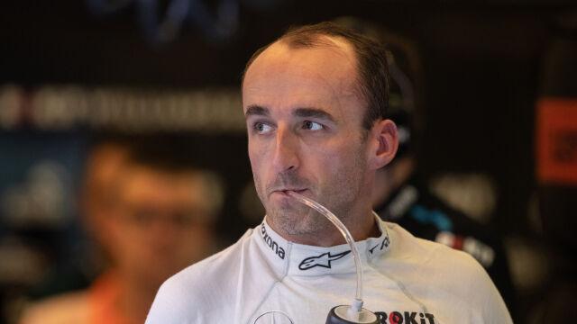 """Ekspert żegna Kubicę w Formule 1.  """"To nie tak miało się skończyć"""""""